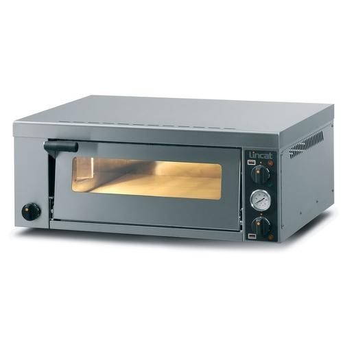 Lincat Premium Range Single Deck Pizza Oven PO425 Stainless Steel