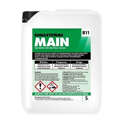 Bonasystems Specialist Bonamain Anti Slip Floor Cleaner