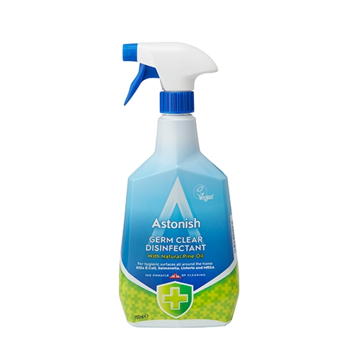 Astonish 4 in 1 Germ Clear Disinfectant 750ml