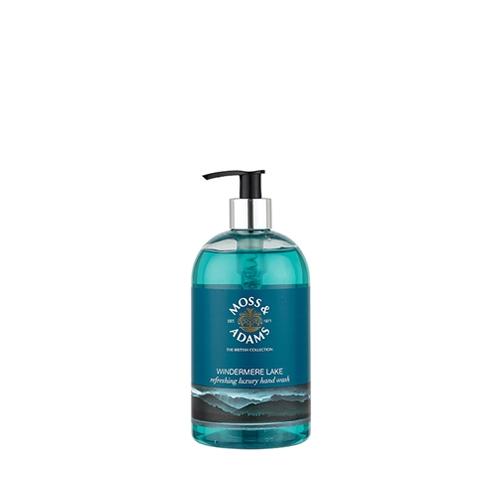 Astonish Moss & Adams  Windermere Lake Hand Wash 500ml Blue