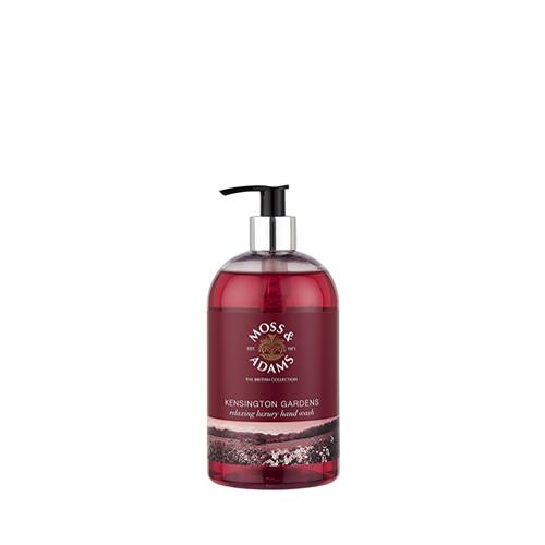 Astonish Moss & Adams Kensington Gardens Hand Wash 500ml Red