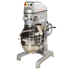Metcalfe SP40HI Floor Standing Mixing Machine 40 Ltr Stainless Steel