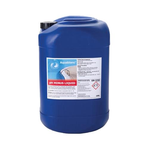 Aquablanc pH Minus Liquid 25% Solution 25kg