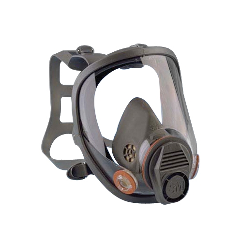 Full Face  Respirator with Cartridge