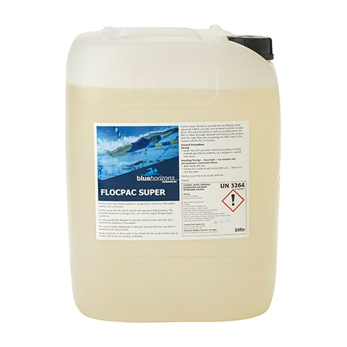 Blue Horizons FlocPAC SUPER Liquid 20Ltr