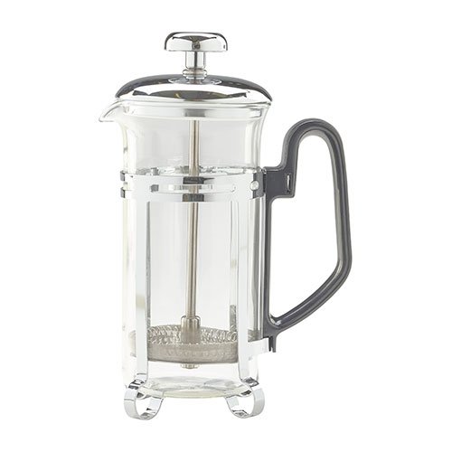 Cafetiere Coffee Maker 3-Cup Chrome