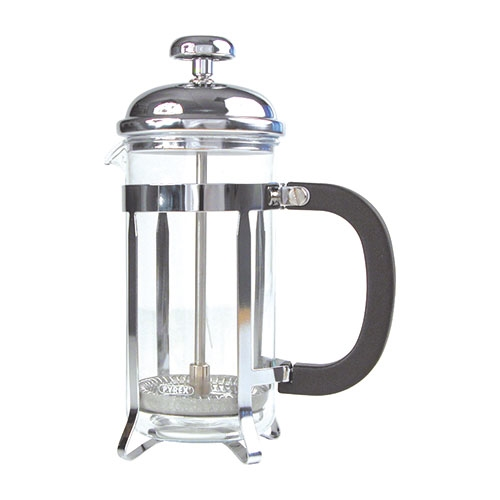 Cafetiere Coffee Maker 8-Cup Chrome