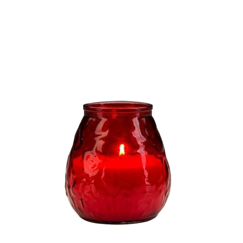 Twilight Candle 72hr Red