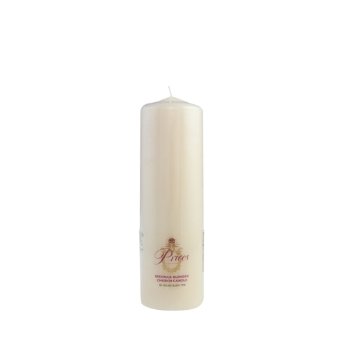 Beeswax Pillar Candle 225 x 70mm Ivory