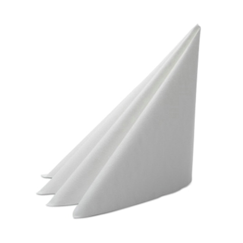 Alliance Airlaid Dinner Napkin 39cm White