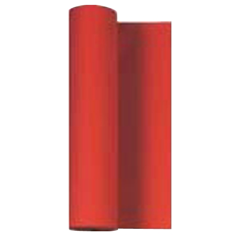 Airlaid Table Runner 40cm x 24m Red