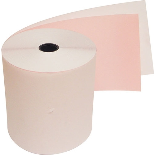 Kitchen  Printer Till Roll 76x70x12.7mm White/Pink