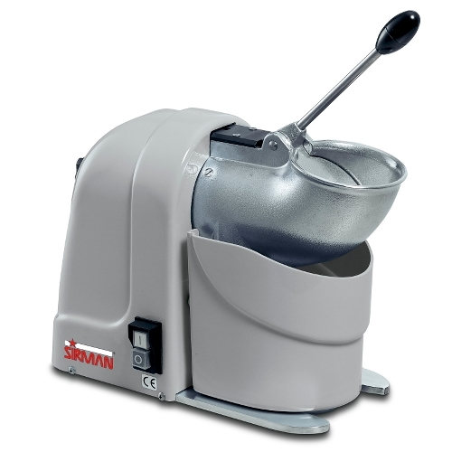 Sirman Triton Electronic Ice Crusher Grey