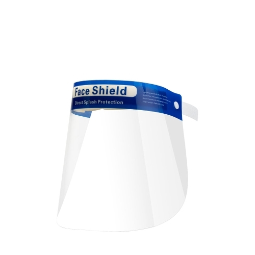 Protective Face Shield with Comfort Strip