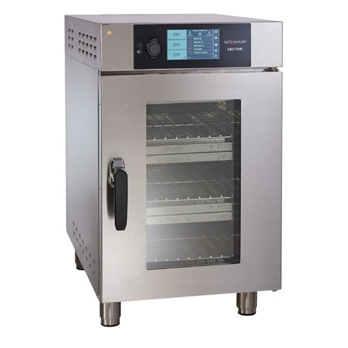 Alto Shaam Vector Multi-Cook Oven VMC-H3H Stainless Steel