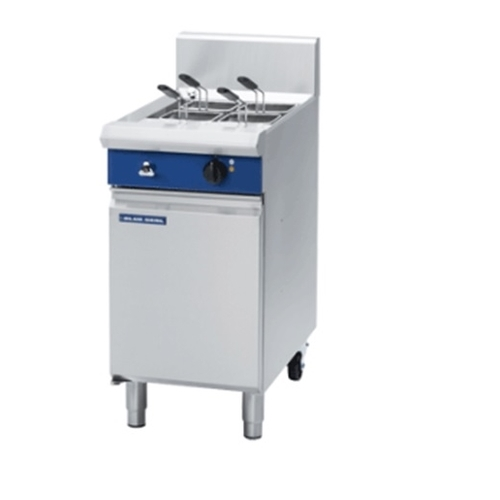 Blue Seal 450mm Electric Single Well Pasta Cooker E47 Stainless Steel