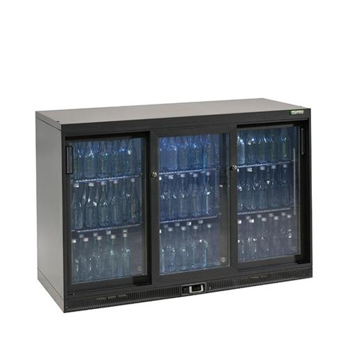 Gamko Maxiglass 3 Sliding Door Bottle Cooler MG/315SD Anthracite