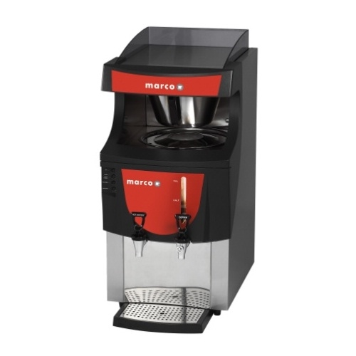 Marco  Qwikbrew Single 5.7Ltr Stainless Steel and Black