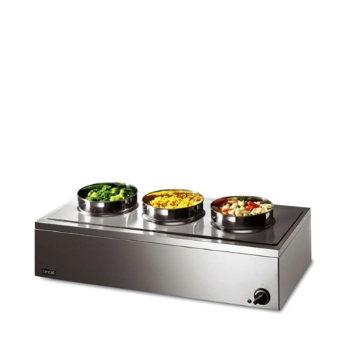 Click to view product details and reviews for Lincat Lynx 402 Dry Heat Triple Pot Bain Marie Lrb3 Stainless Steel Each.
