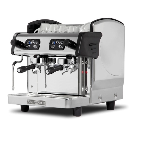 Click to view product details and reviews for Expobar Zircon Compact 2 Gp Trad Coffee Machine Drawer Stainless Steel Each.