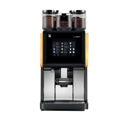 Wmf 1200s Bean To Cup Coffee Machine Black Black 324mm W X