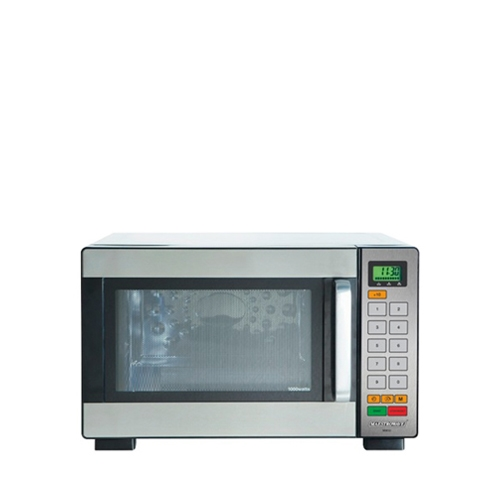 Maestrowave Commercial Microwave 1000W MW10 21Ltr Stainless Steel