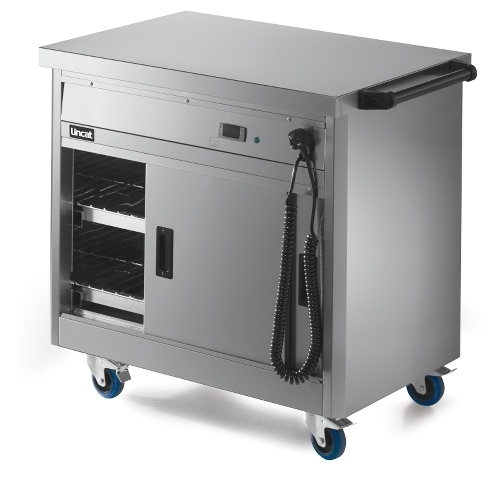 Lincat Panther 670 Series Hotcupboard Plain Top 900 mm Wide x 670 mm Deep Stainless Steel