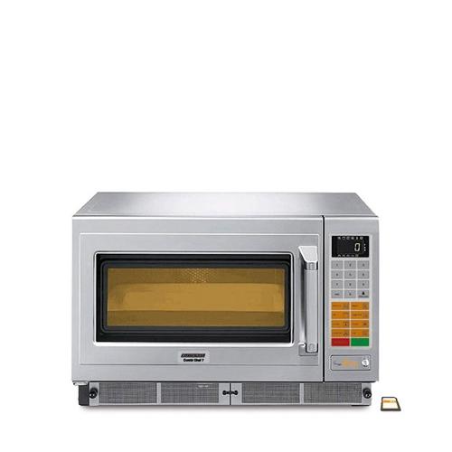 Maestrowave Chef 7 Combi Microwave Sliver