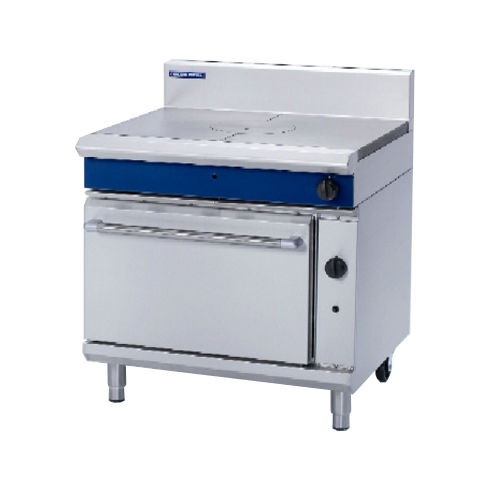 Blue Seal Gas Target Top Oven Range G570 Stainless Steel