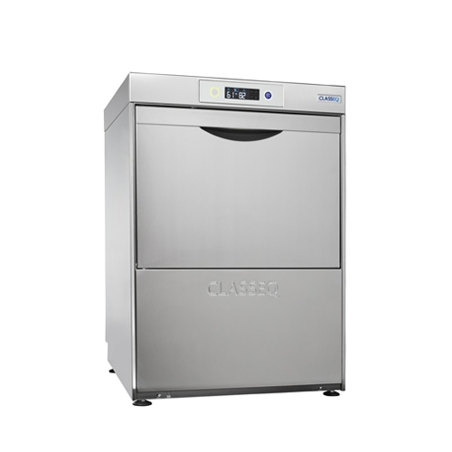 Classeq Dishwasher D500 DUO with Water Softener Stainless Steel