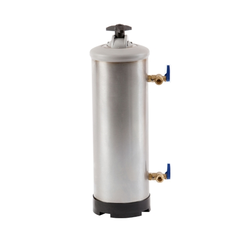 Classeq 16 Litre Manual Water Softener Stainless Steel