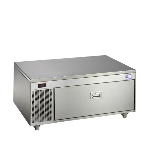 Adande Solid Top Side Engine 1 Drawer VCS1SRHS Stainless Steel