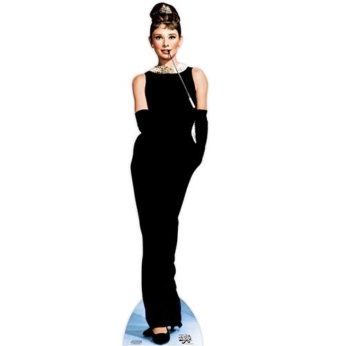Audrey Hepburn Stand Up 1.76m Mixed