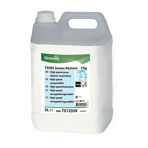 Diversey Taski Jontec Restore Floor Spray Cleaner 5Ltr