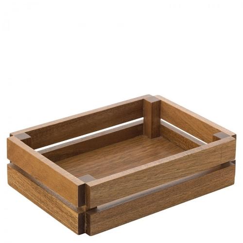 Utopia Acacia  Small Crate 8.75