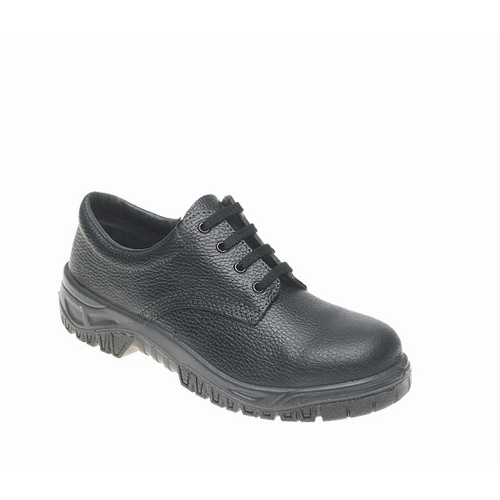 Lace Up Steel Toe Cap Safety Shoes