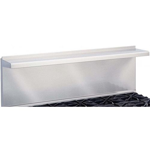 Lincat Opus800 900mm Wide Splashback/Shelf